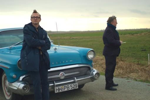 Die Schimmelreiter, German road movie